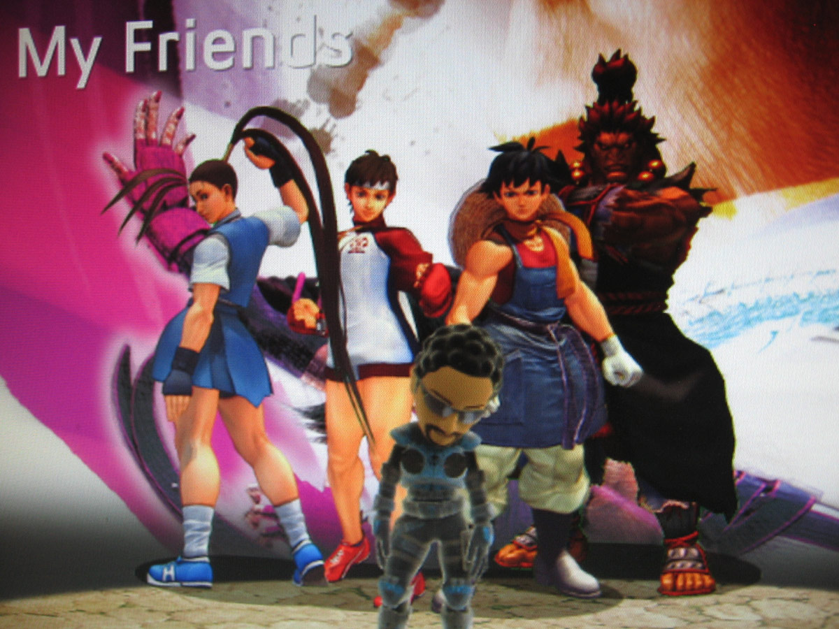 New Super Street Fighter 4 alternative costumes image #5