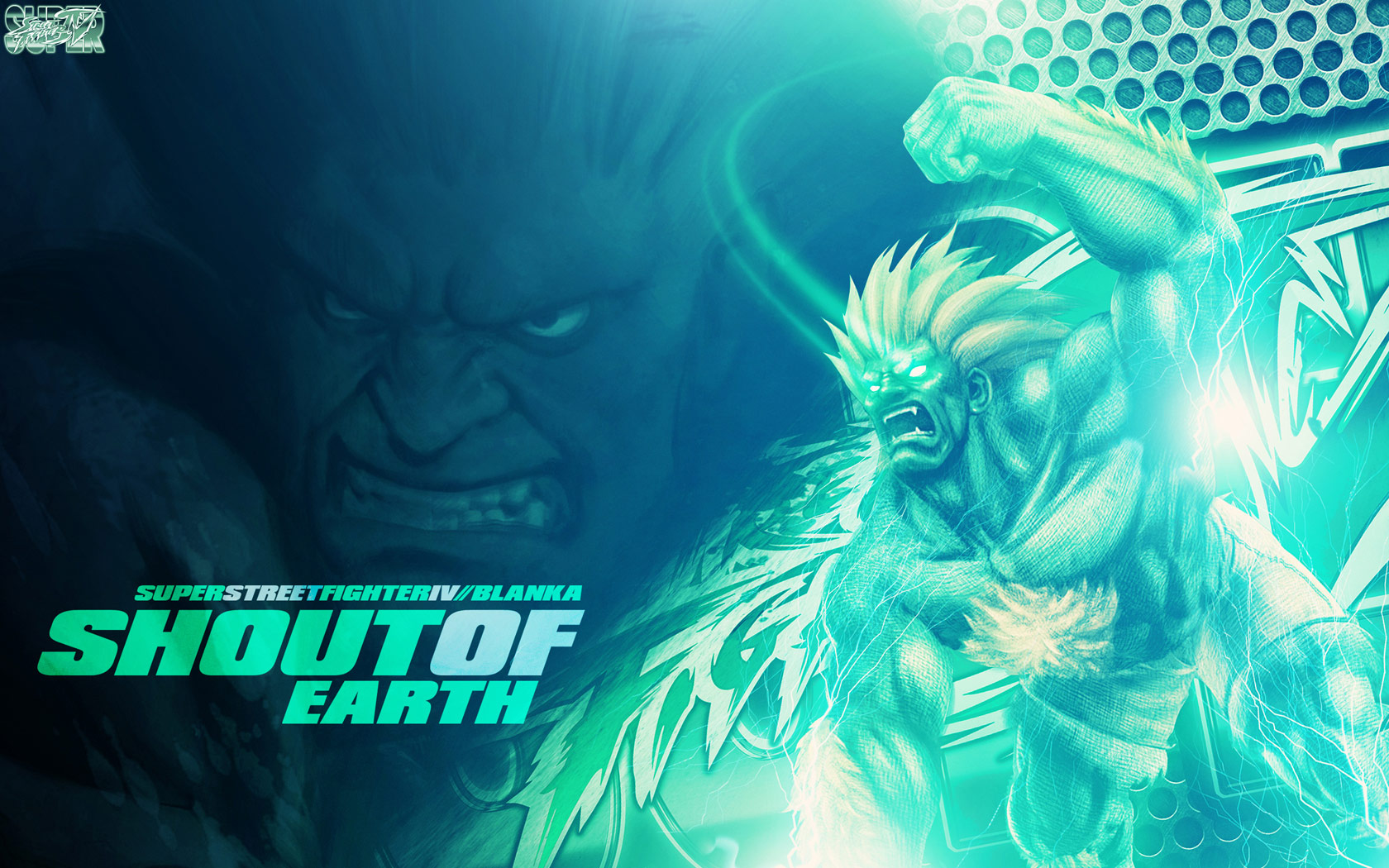 Blanka Super Street Fighter 4 wallpaper by BossLogic