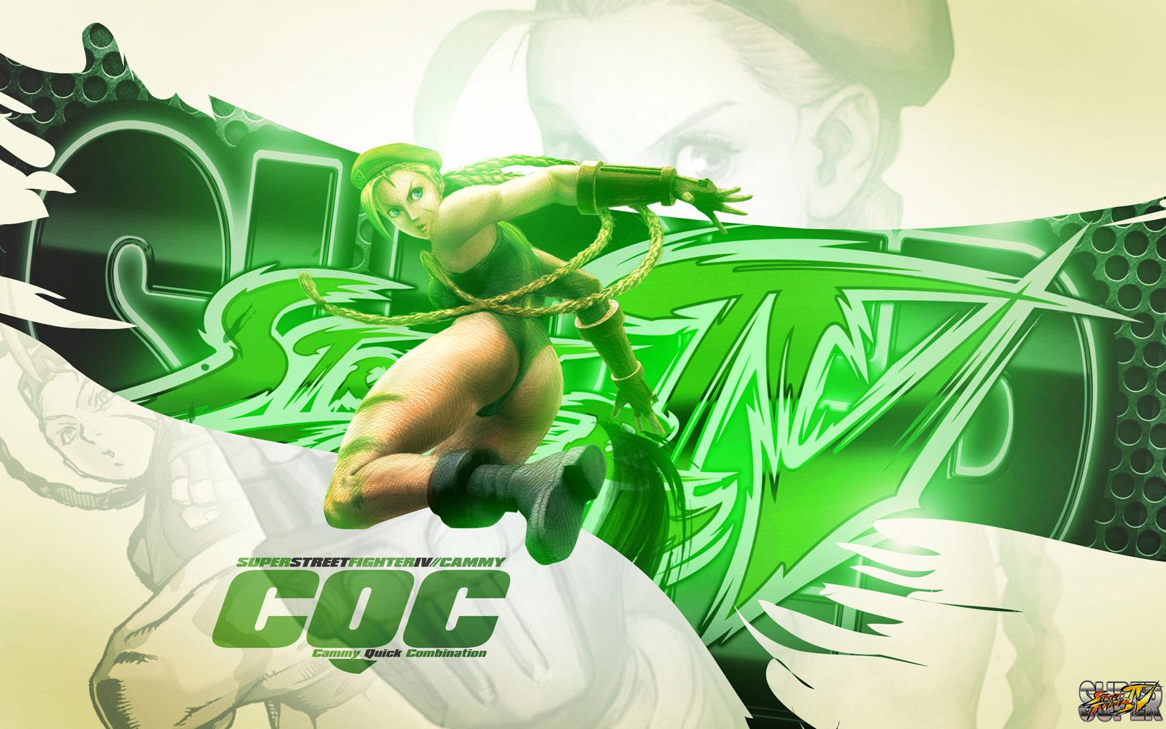 Cammy Super Street Fighter 4 wallpaper by BossLogic