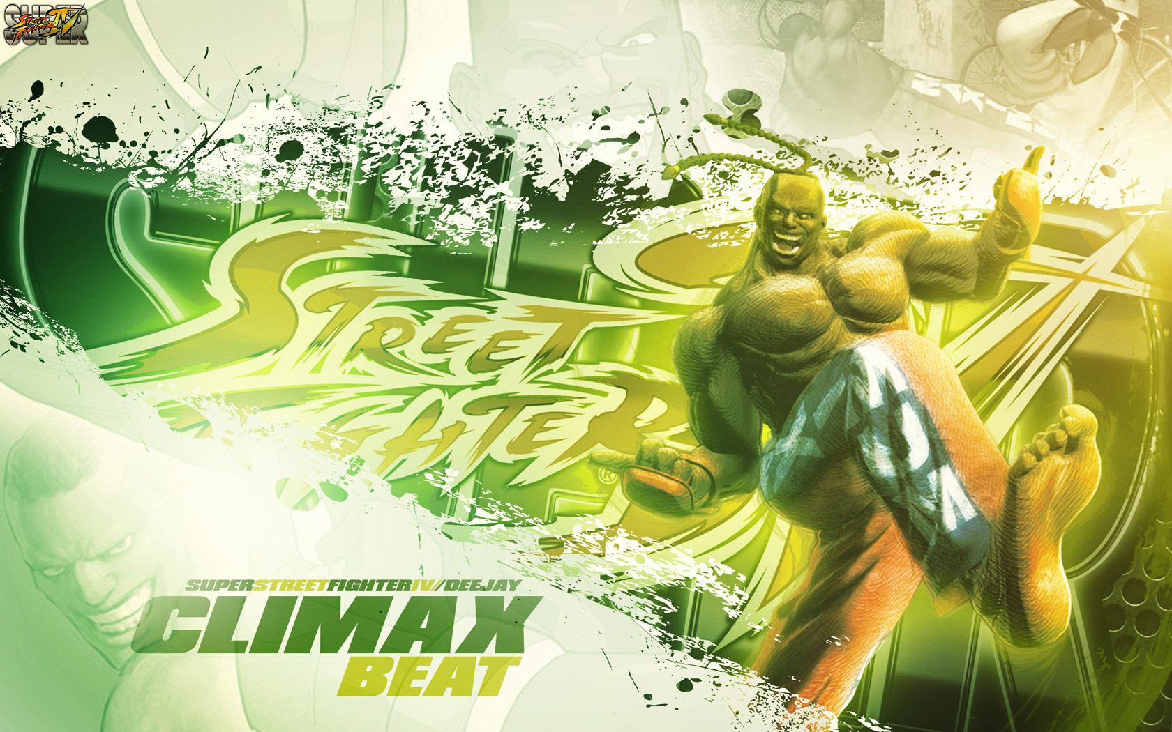 Dee Jay Super Street Fighter 4 wallpaper by BossLogic