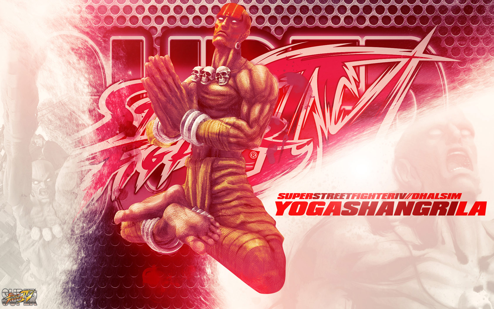 Dhalsim Super Street Fighter 4 wallpaper by BossLogic