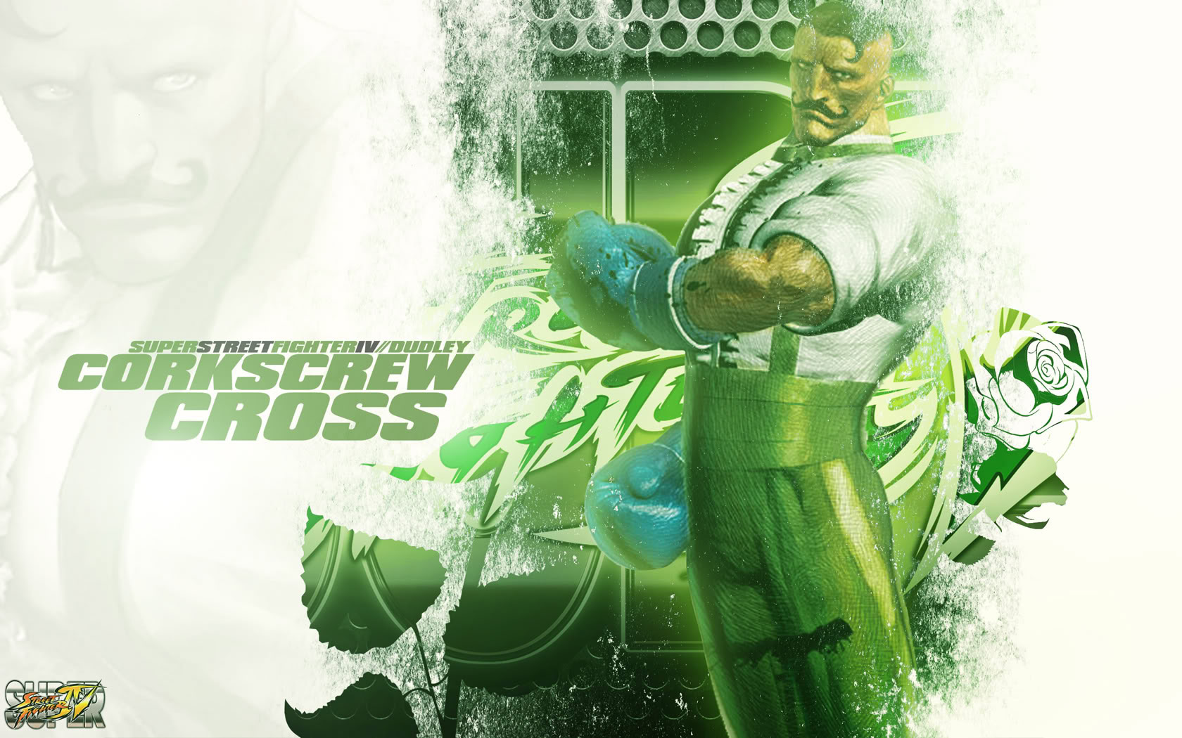 Dudley Super Street Fighter 4 wallpaper by BossLogic