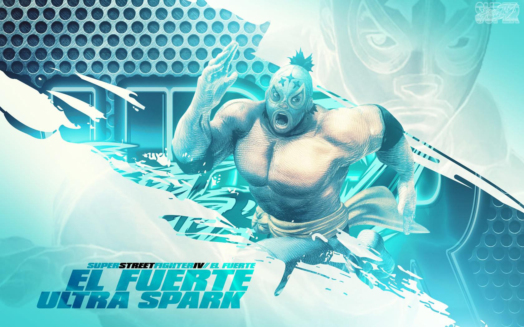 El Fuerte Super Street Fighter 4 wallpaper by BossLogic