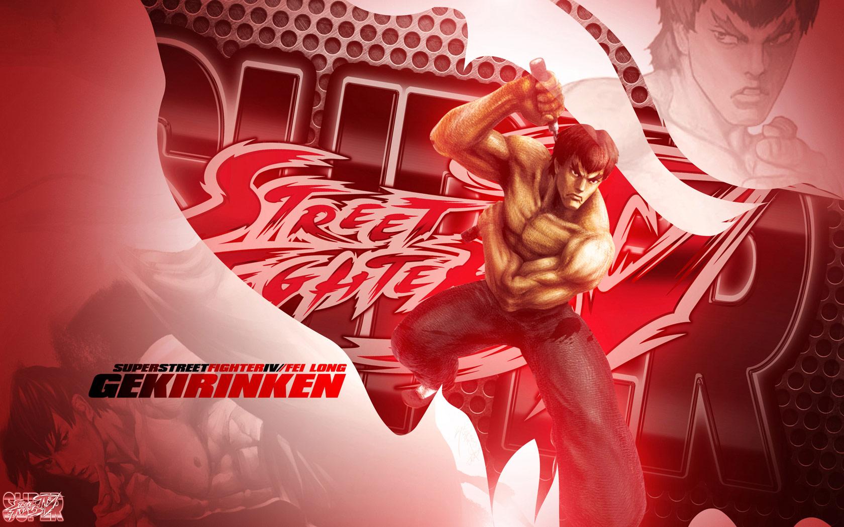 Fei Long Super Street Fighter 4 wallpaper by BossLogic