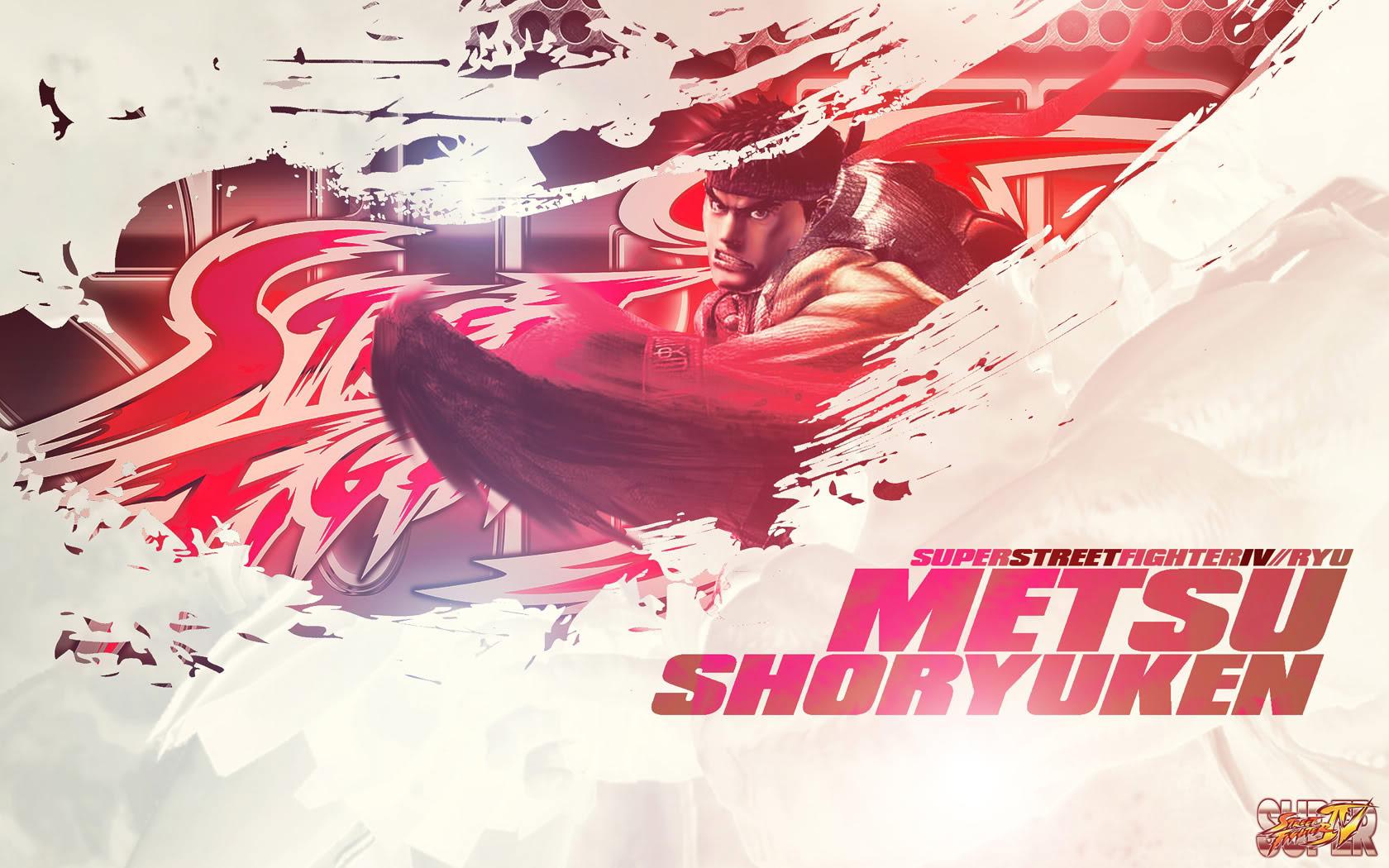 Ryu Super Street Fighter 4 wallpaper by BossLogic