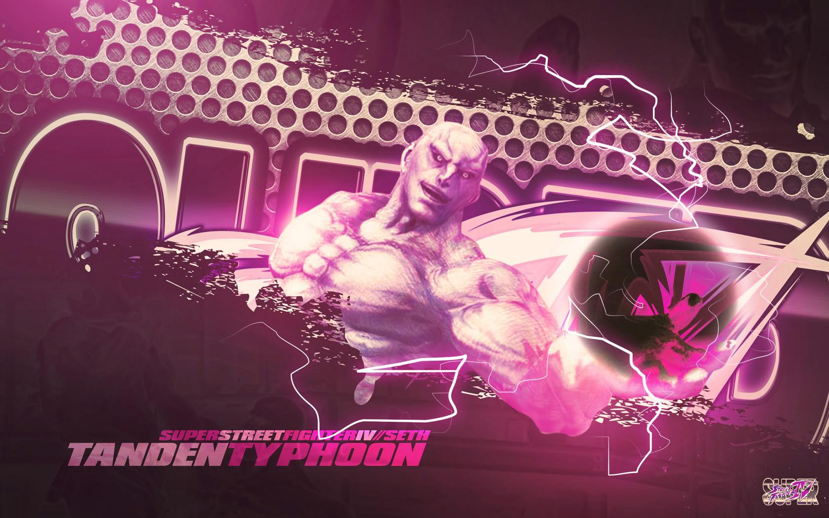 Seth Super Street Fighter 4 wallpaper by BossLogic