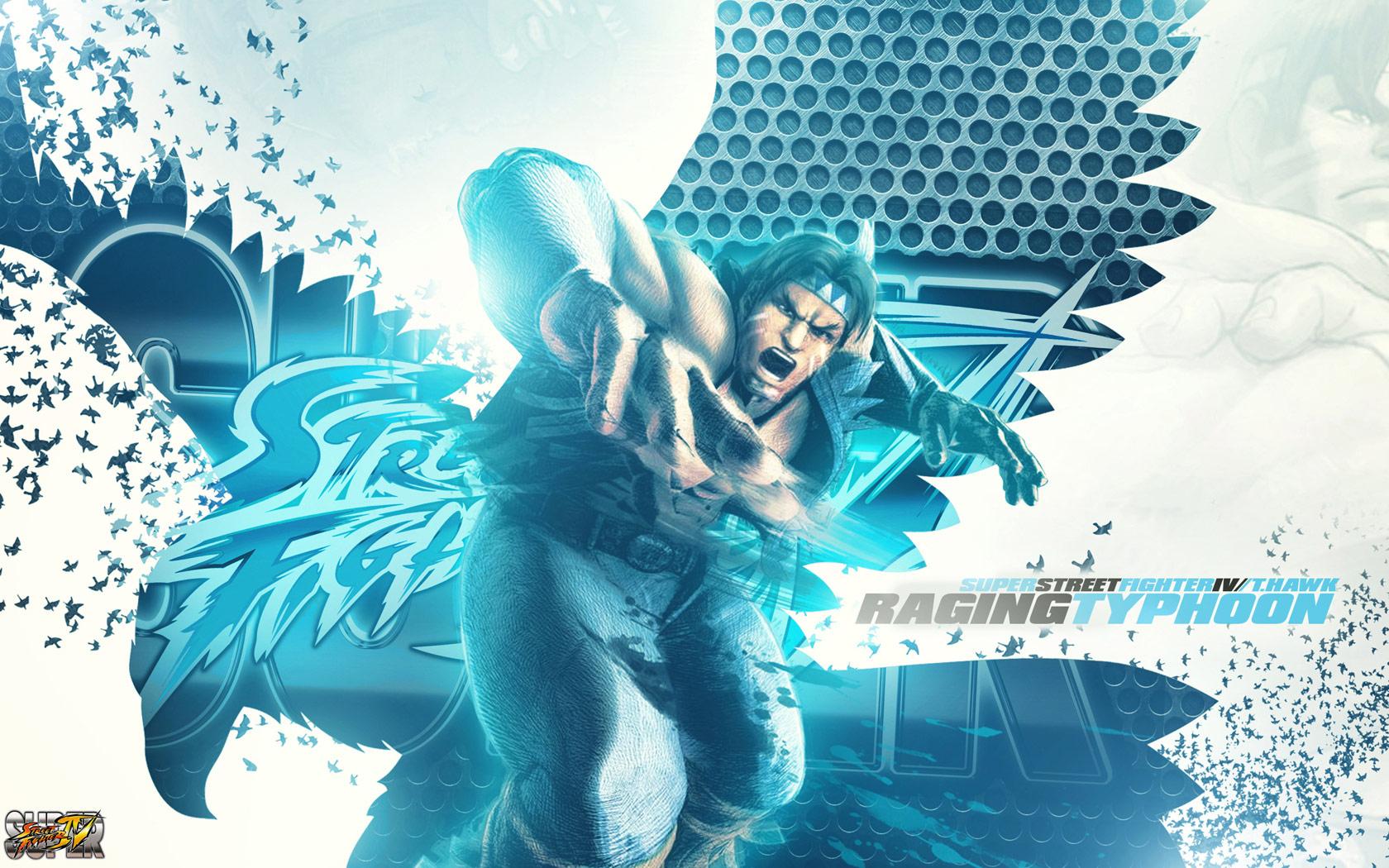 T. Hawk Super Street Fighter 4 wallpaper by BossLogic