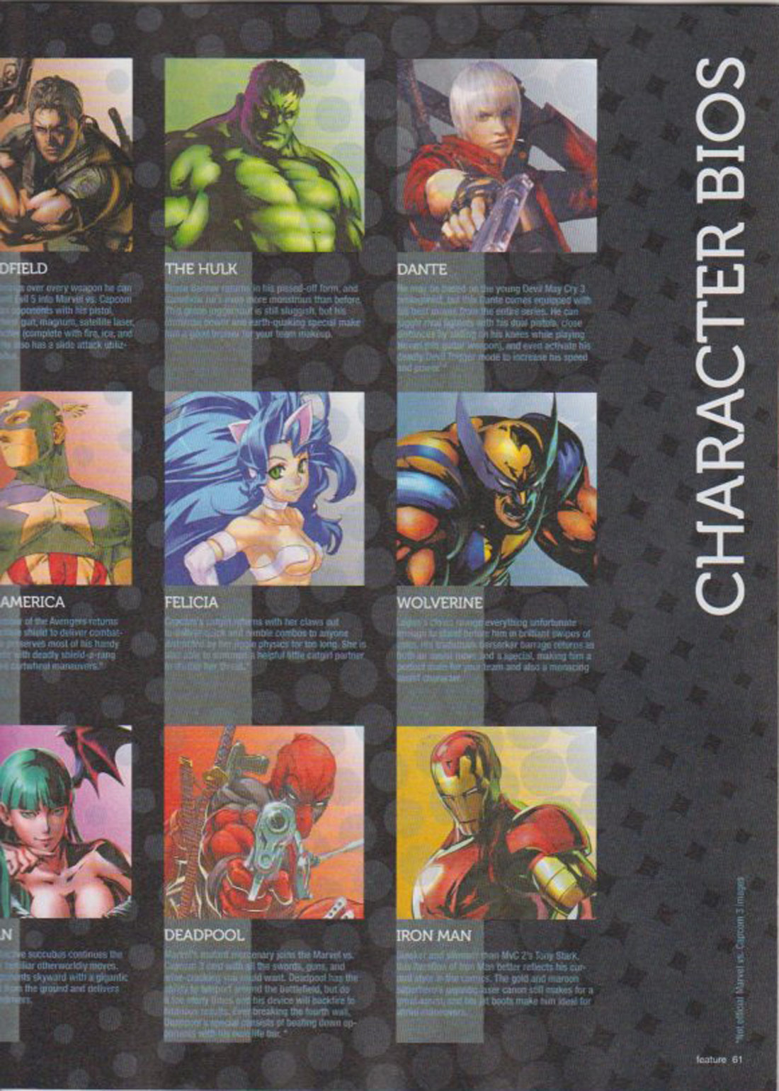 Marvel vs. Capcom 3 screen shot #6