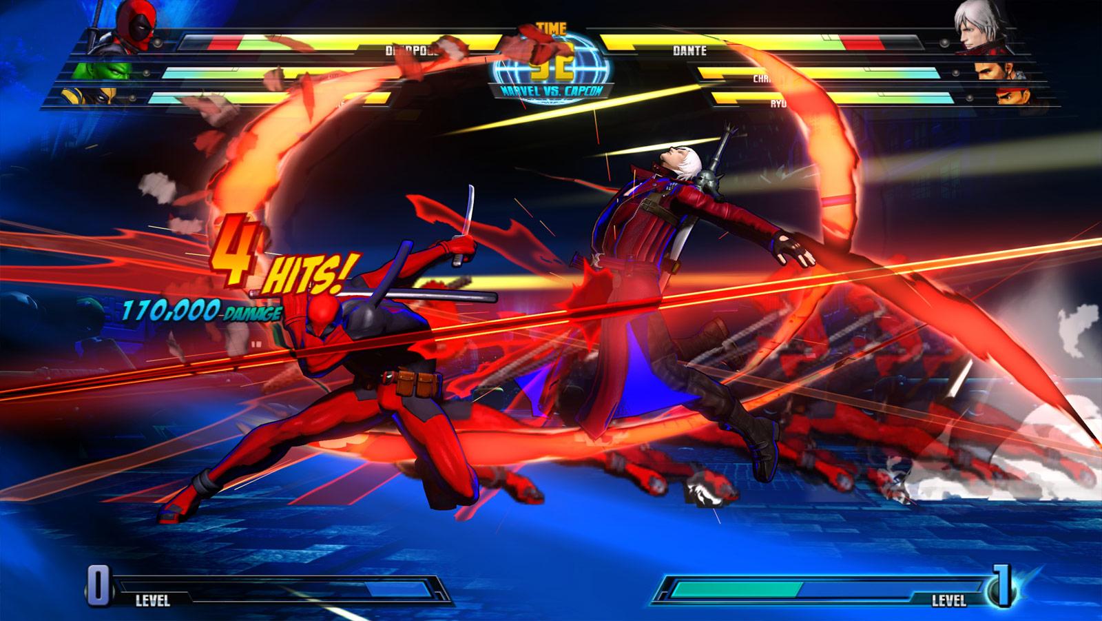 Marvel vs. Capcom 3 screen shot from E3 image #9