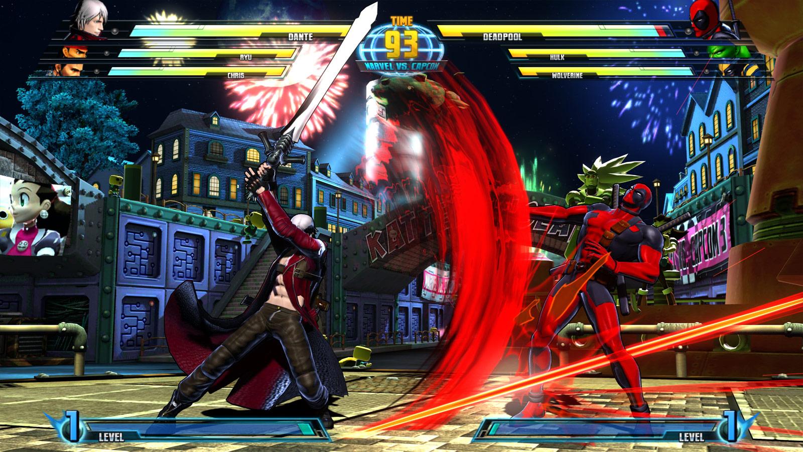 Marvel vs. Capcom 3 screen shot from E3 image #10