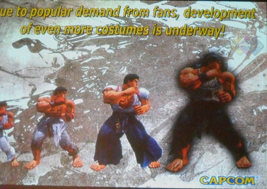 New alternative costumes for Super Street Fighter 4 image #2