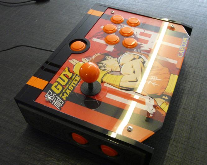 Custom joystick design #4