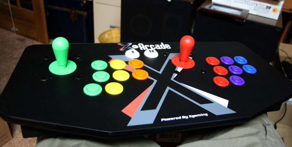 Custom joystick design #6