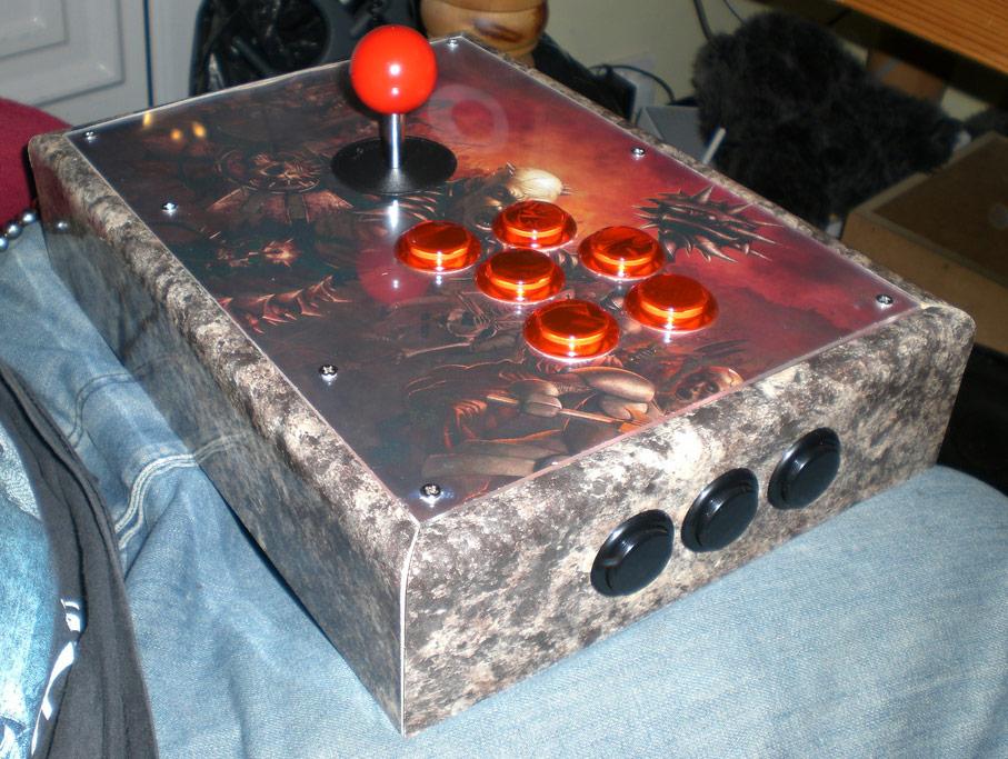 Custom joystick design #19
