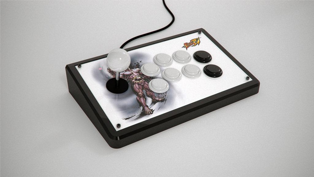 Custom joystick design #20