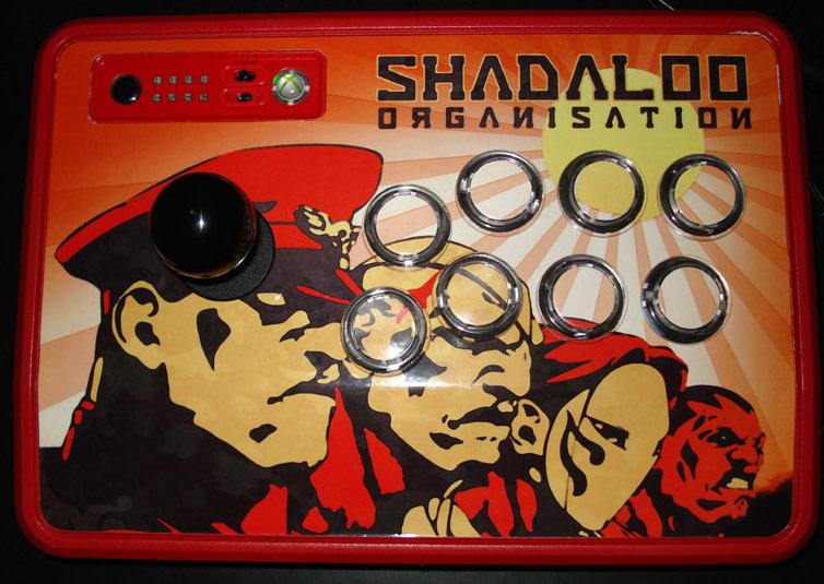 Custom Mad Catz Standard Edition design #1