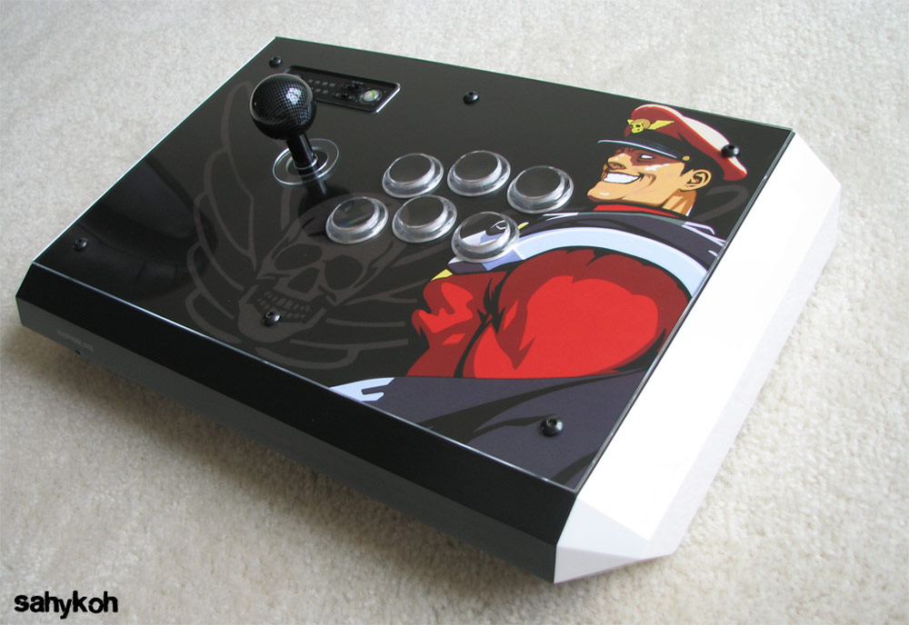 Custom Mad Catz Tournament Edition design #5