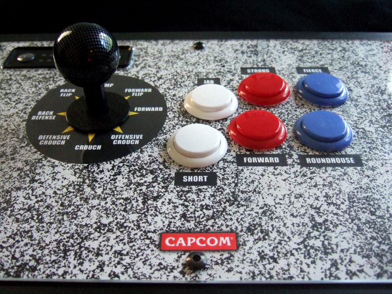 Custom Mad Catz Tournament Edition design #6