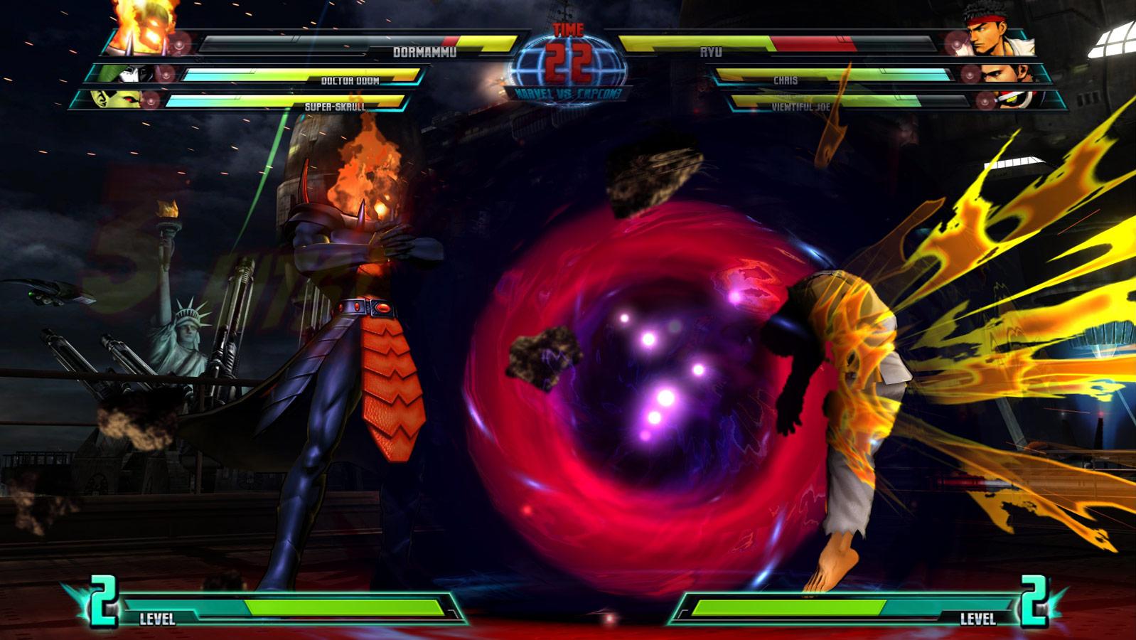 Marvel vs. Capcom 3 screen shot Aug. 18 image #3