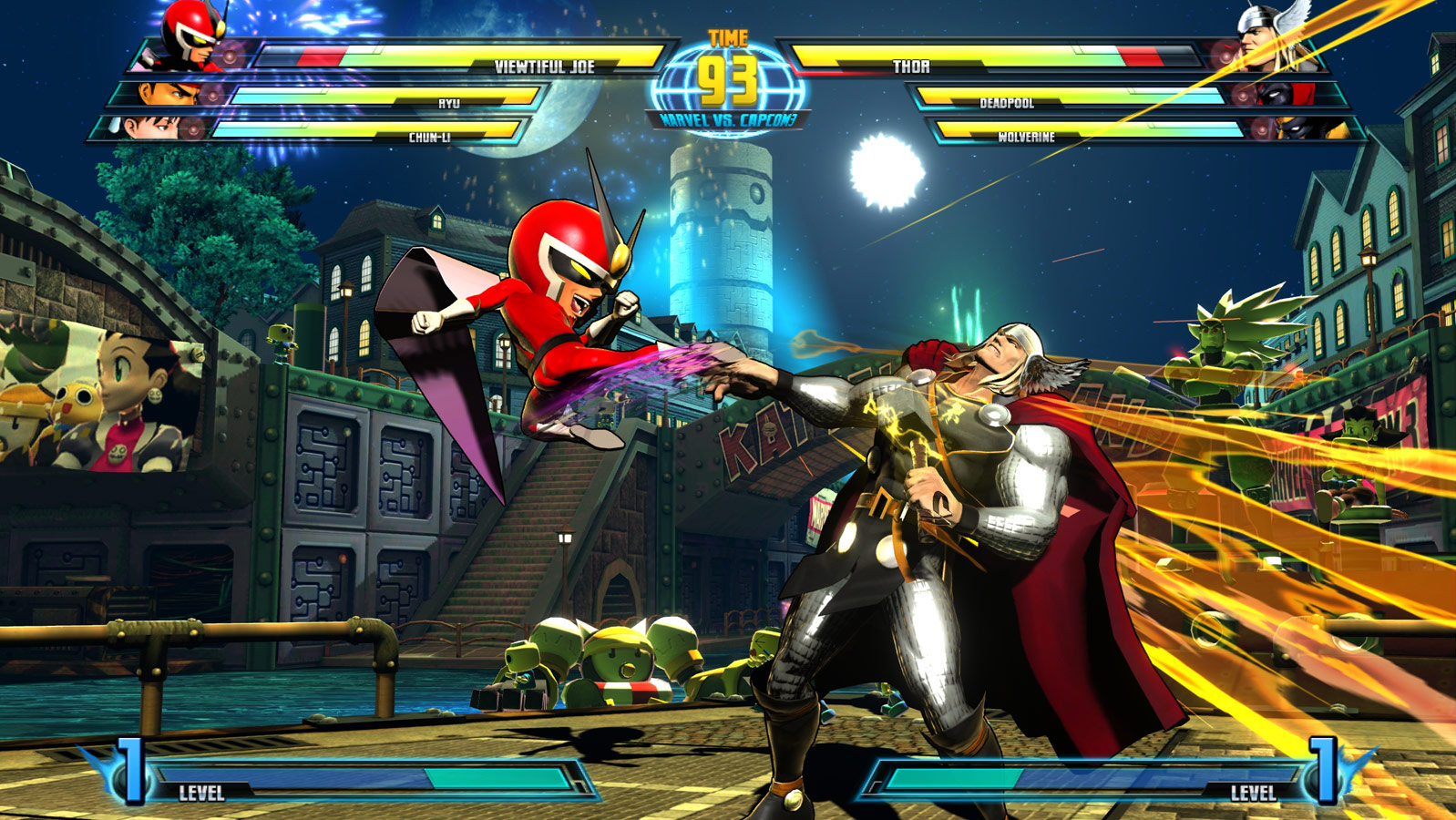 Marvel vs. Capcom 3 screen shot Aug. 18 image #5