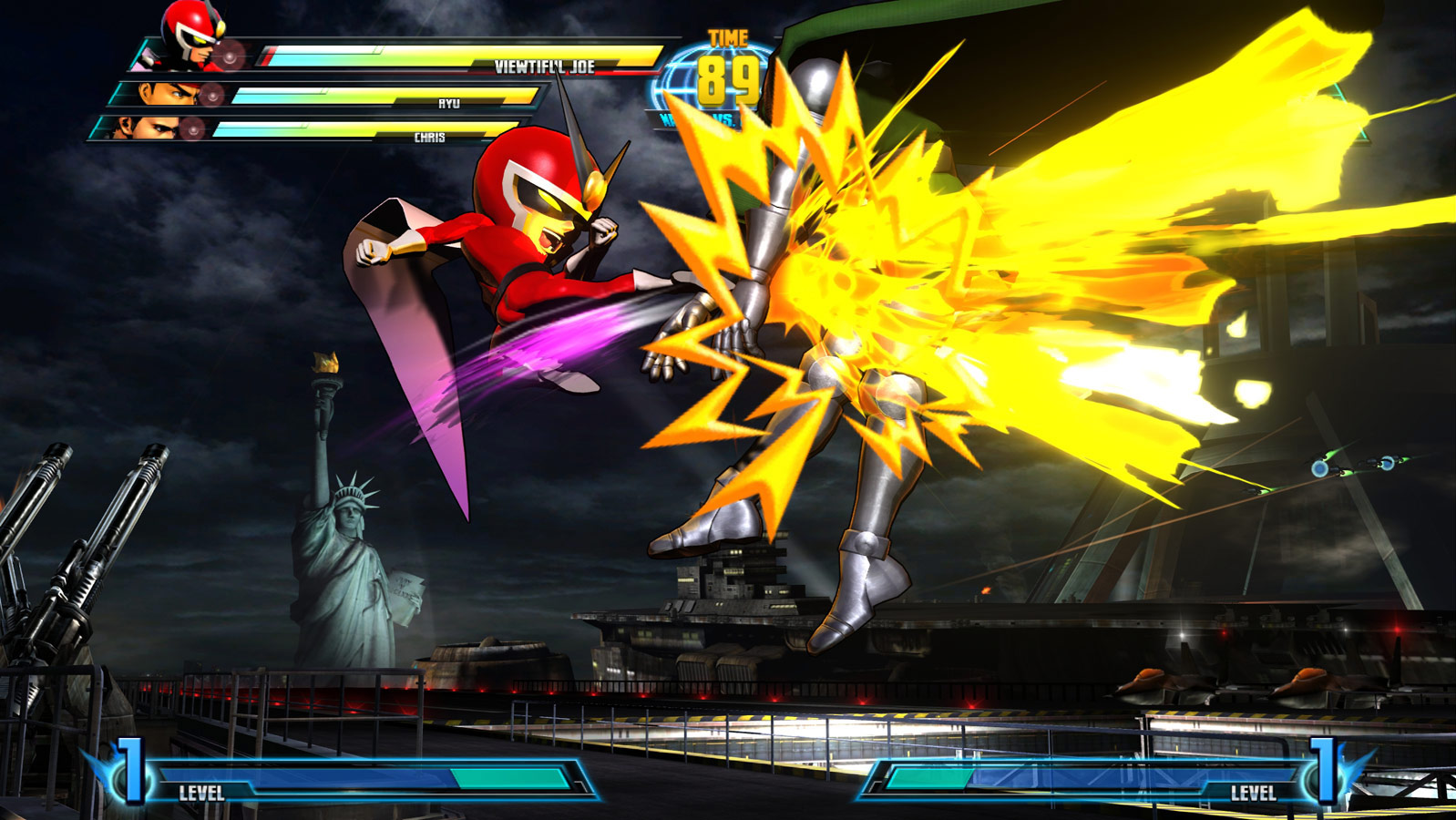 Marvel vs. Capcom 3 screen shot Aug. 18 image #11