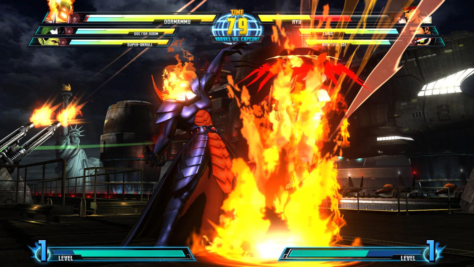 Marvel vs. Capcom 3 screen shot Aug. 18 image #12