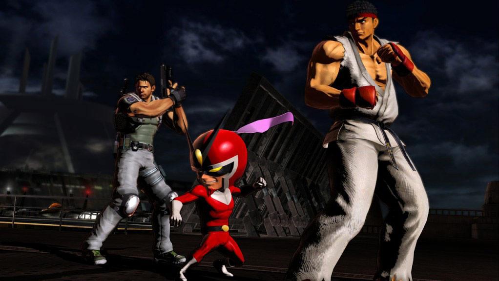 Marvel vs. Capcom 3 screen shot Aug. 18 image #14