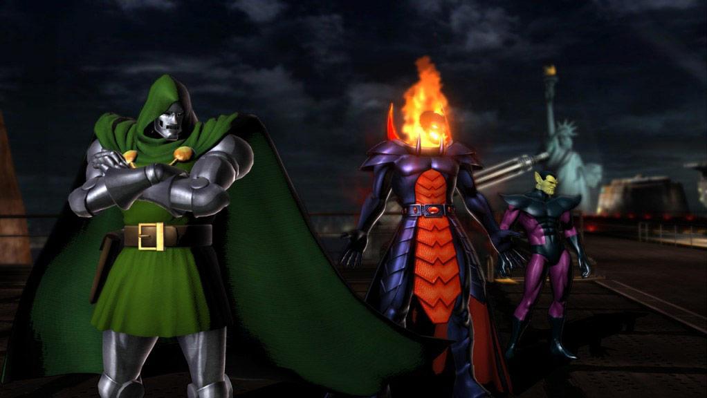 Marvel vs. Capcom 3 screen shot Aug. 18 image #15