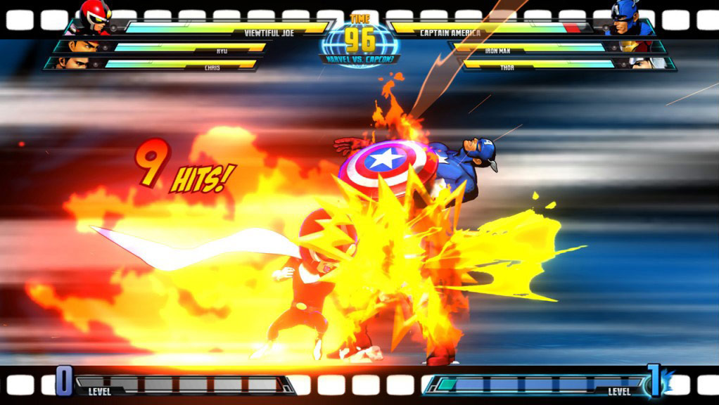 Marvel vs. Capcom 3 screen shot Aug. 18 image #16