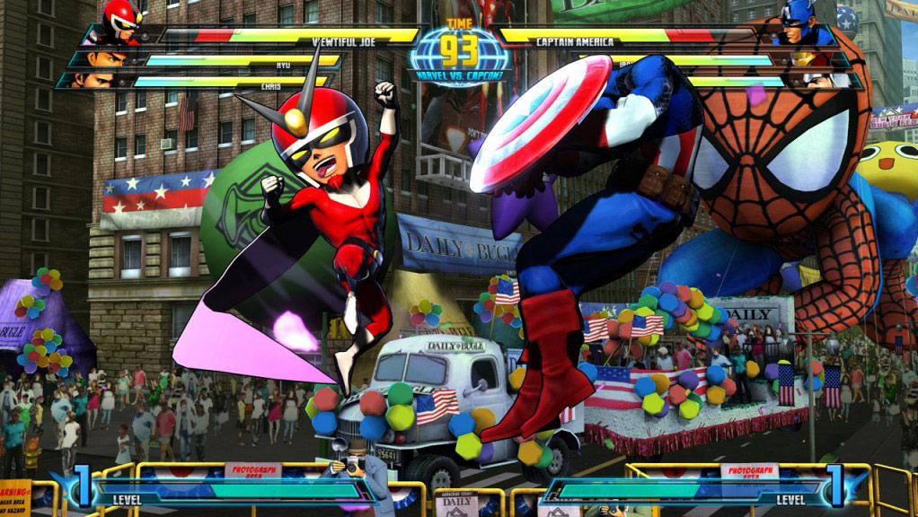 Marvel vs. Capcom 3 screen shot Aug. 18 image #17