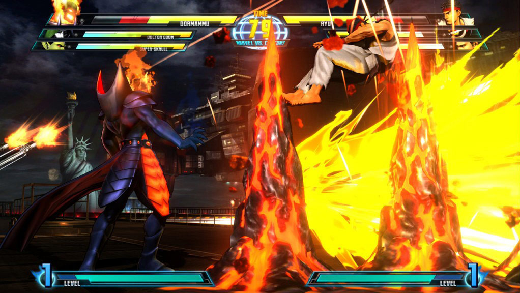 Marvel vs. Capcom 3 screen shot Aug. 18 image #18