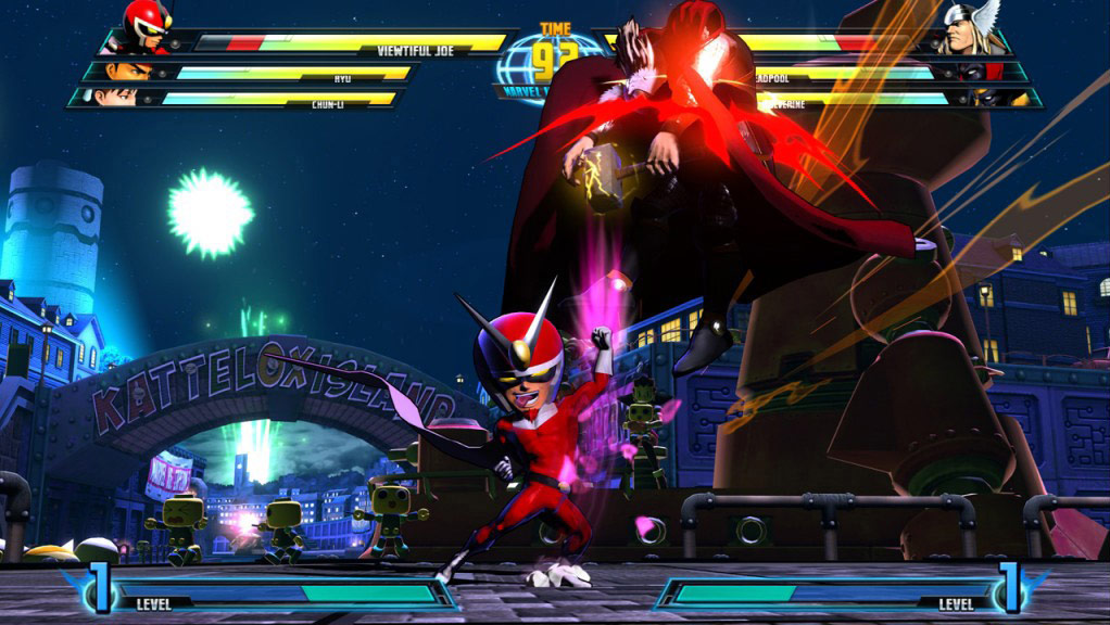 Marvel vs. Capcom 3 screen shot Aug. 18 image #20