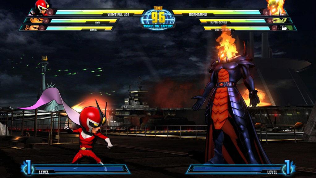 Marvel vs. Capcom 3 screen shot Aug. 18 image #21