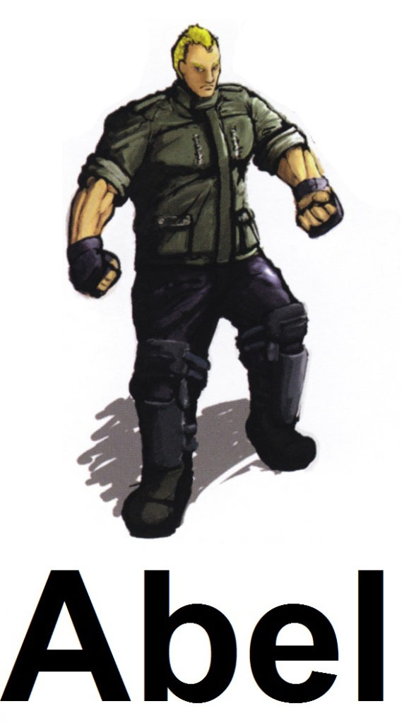 Street Fighter 4 alternative costume concept sketch #1