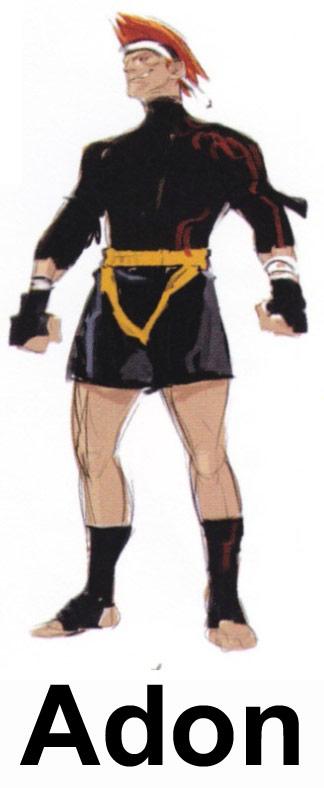 Street Fighter 4 alternative costume concept sketch #2
