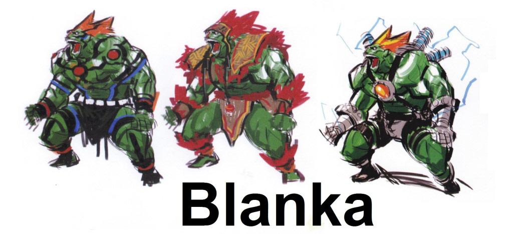 Street Fighter 4 alternative costume concept sketch #5