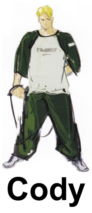Street Fighter 4 alternative costume concept sketch #8