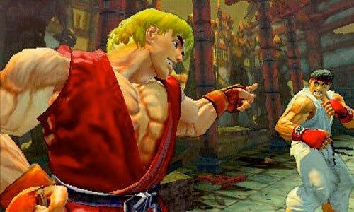 Super Street Fighter 4 screen shot (Sept. 13) #1