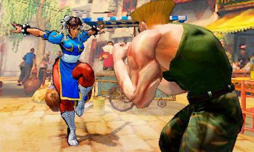 Super Street Fighter 4 screen shot (Sept. 13) #3