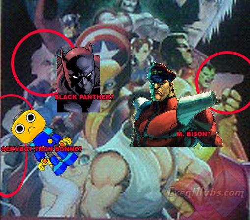 New Marvel vs. Capcom 3 outline speculation
