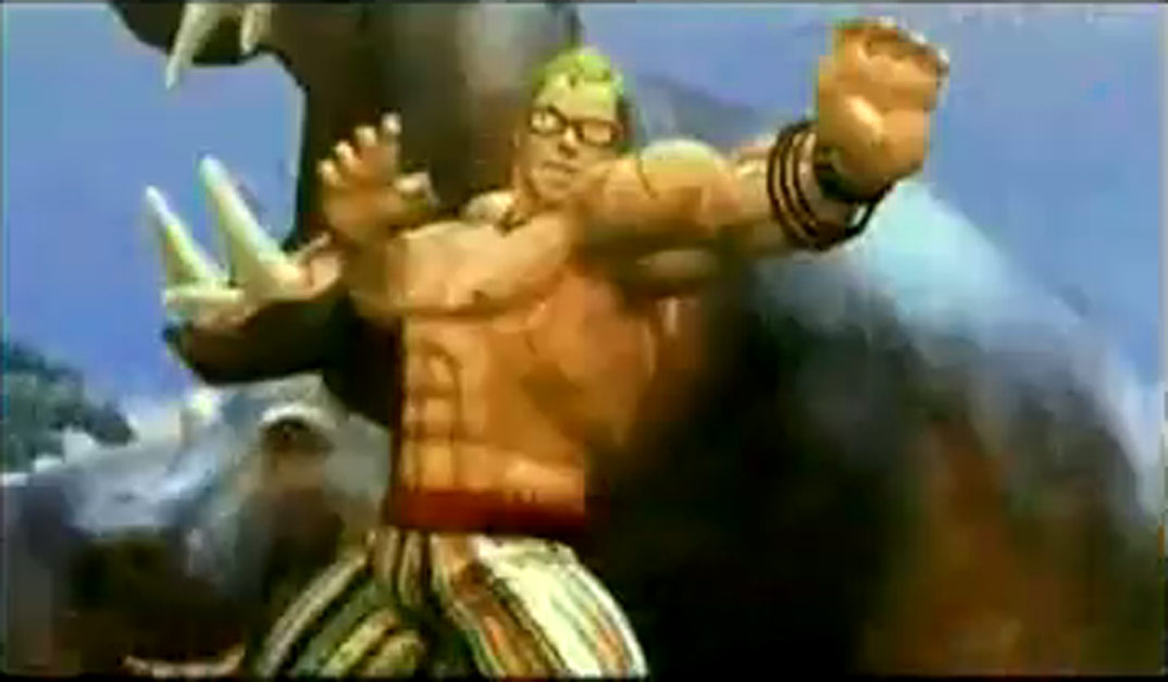 New alternative Super Street Fighter IV costume image #1