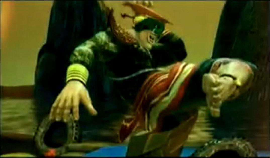 New alternative Super Street Fighter IV costume image #2