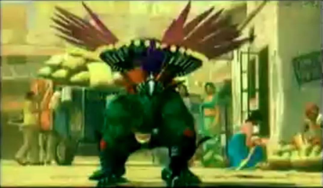 New alternative Super Street Fighter IV costume image #5