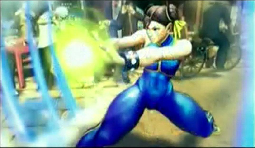 New alternative Super Street Fighter IV costume image #7