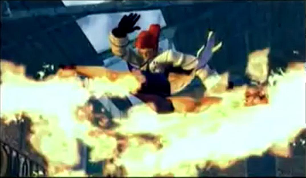 New alternative Super Street Fighter IV costume image #9