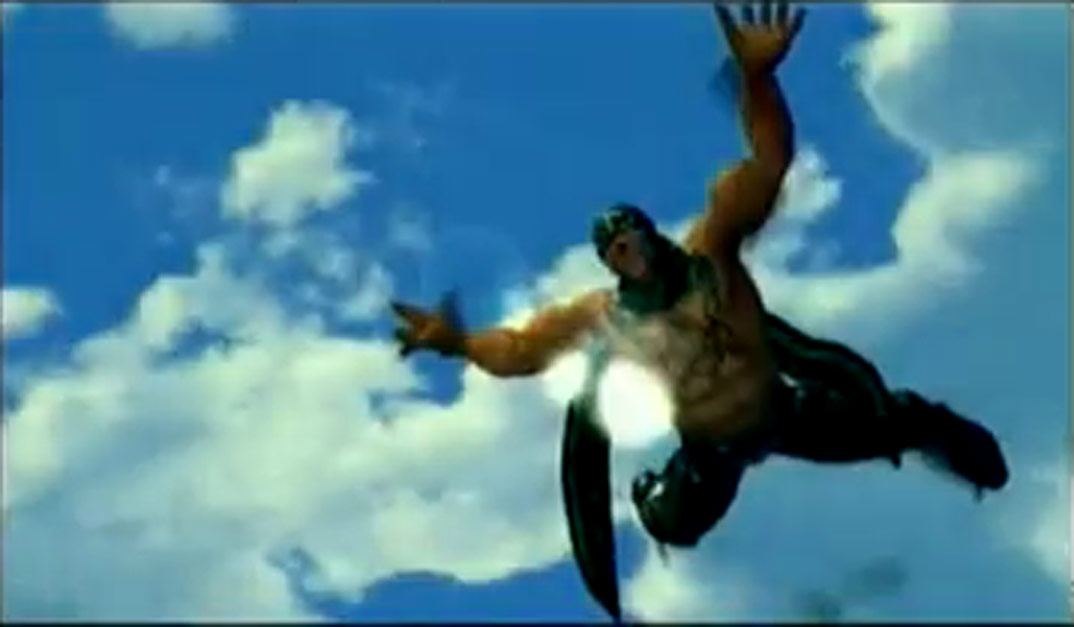 New alternative Super Street Fighter IV costume image #13