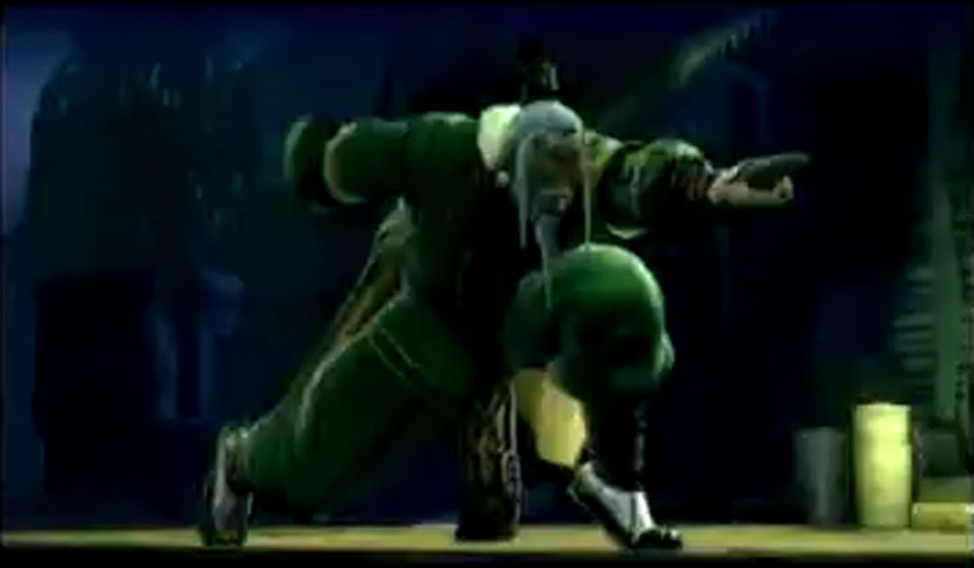 New alternative Super Street Fighter IV costume image #16