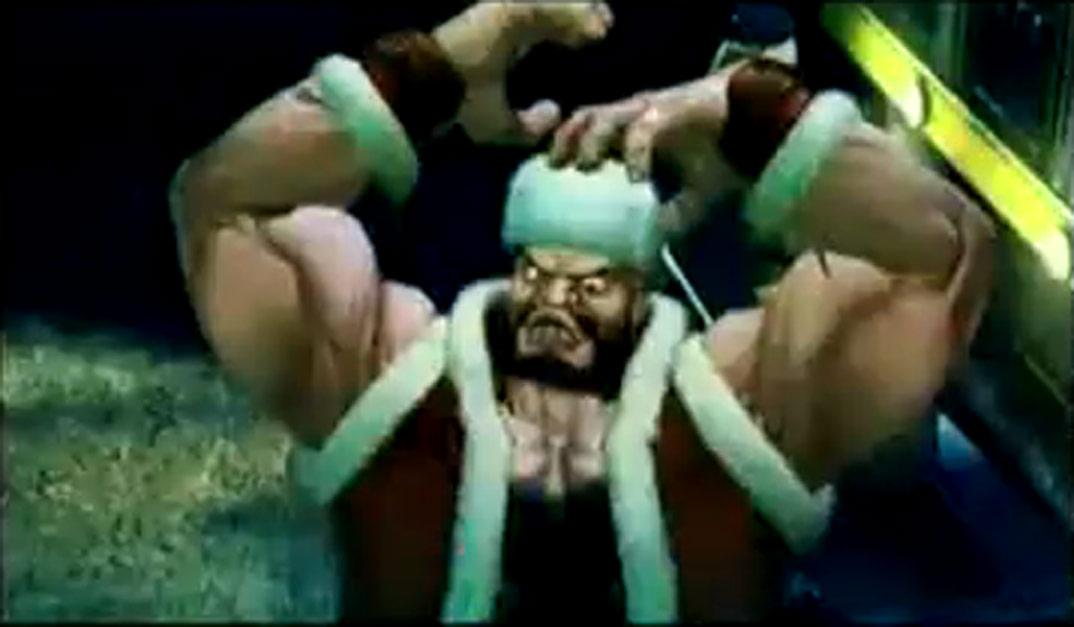 New alternative Super Street Fighter IV costume image #29