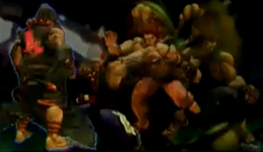 Newest alternative Super Street Fighter IV costume image #2