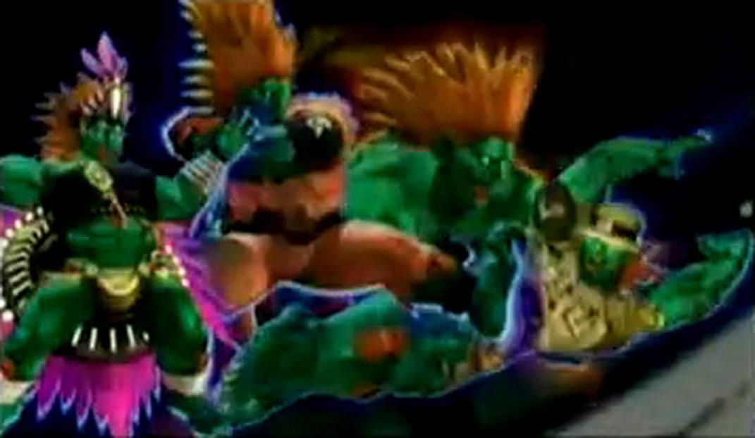 Newest alternative Super Street Fighter IV costume image #4